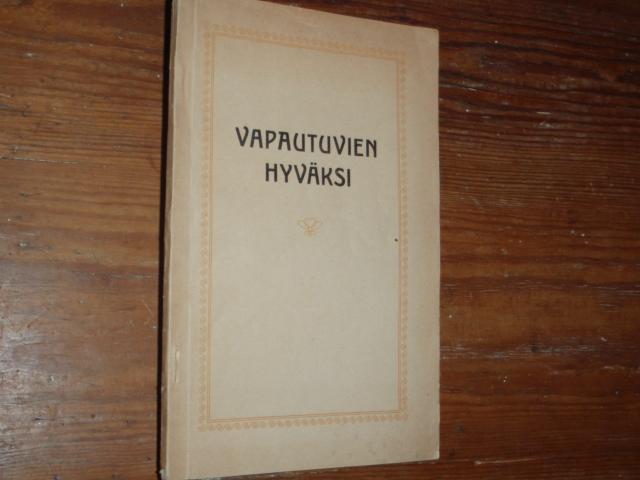 vanhoja runoja Vaasa